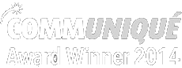 Communique Award Winner 2014.